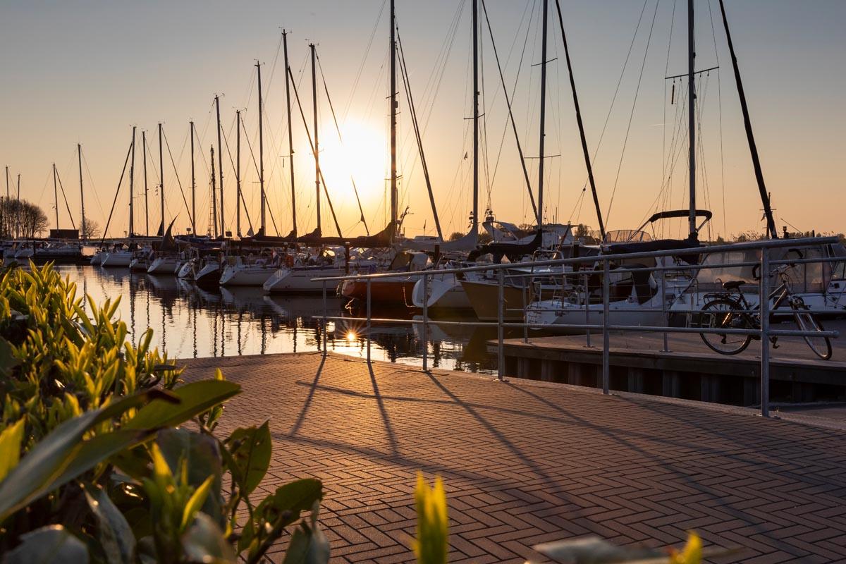 Referentieproject Infra Jachthaven de Schapenput