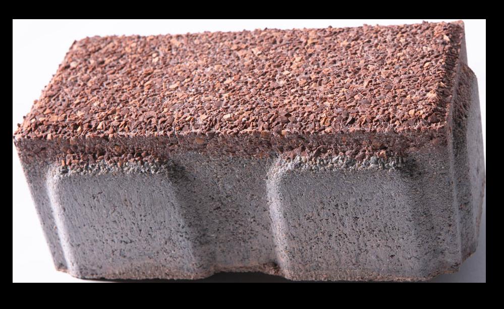 Porodrain-steen