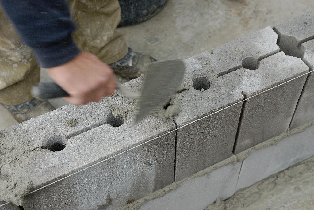 Solid Bloxx betonblokken
