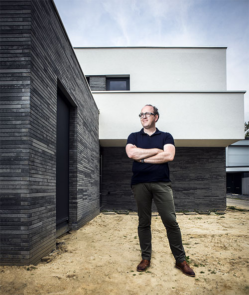 Architect Joost Pennings