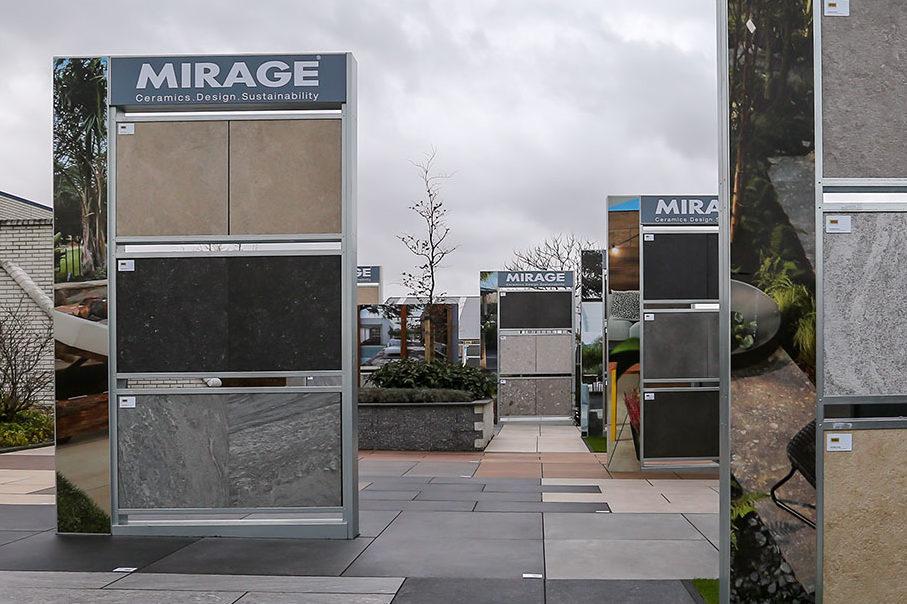Keramische terrastegels Mirage