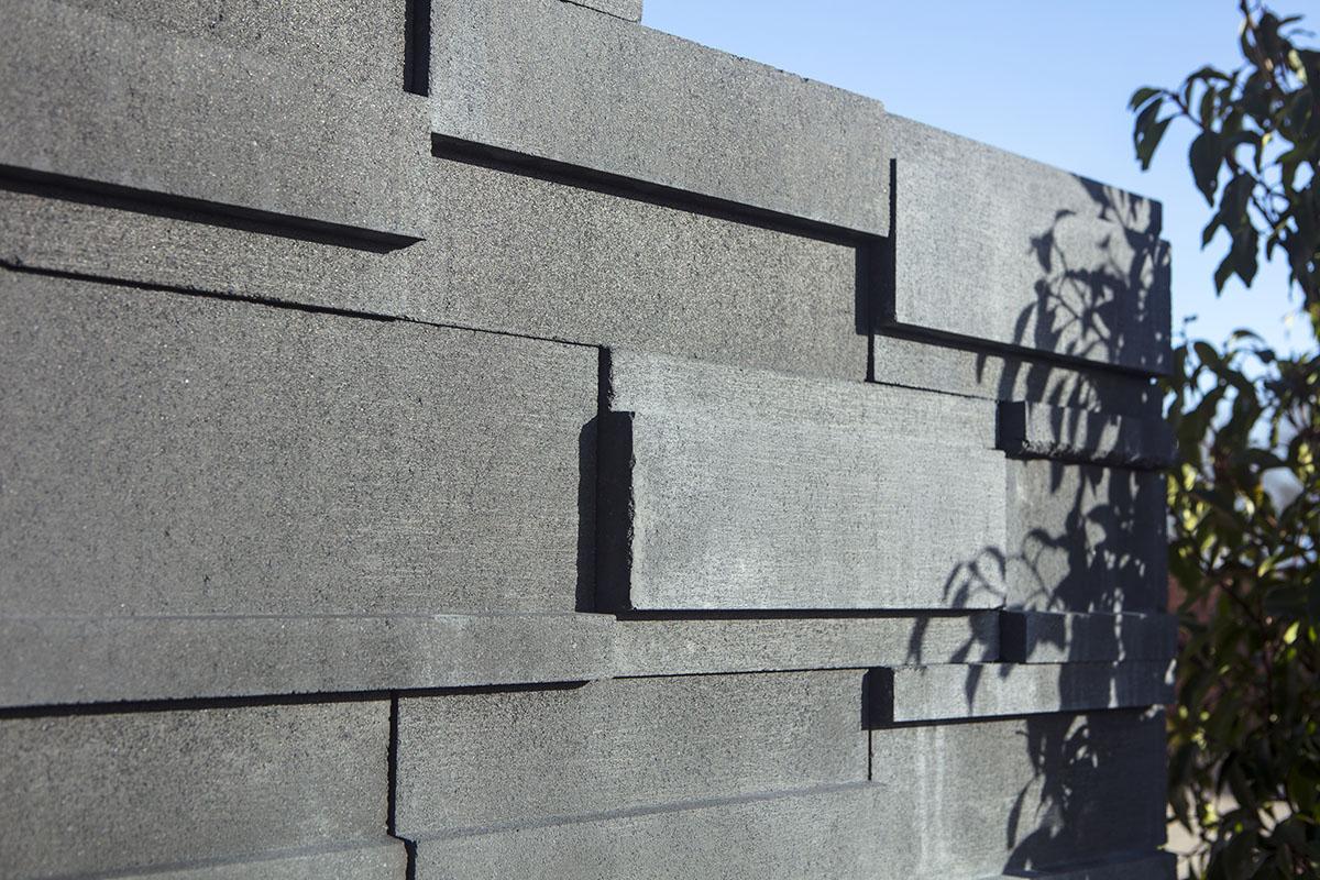 muurelementen en stapelblokken