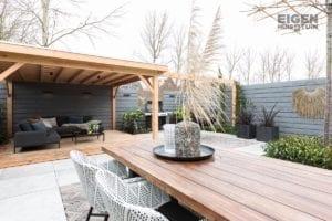 tuintrends 2021, tuininspiratie, moderne tuin